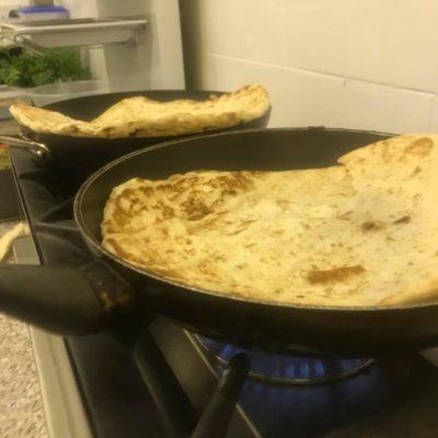 Taftoon breads